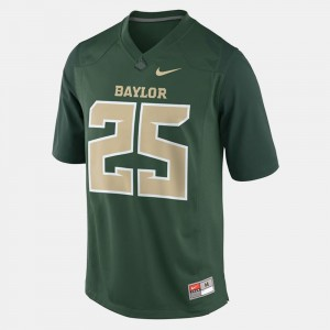 College Football Green #25 Lache Seastrunk Baylor Jersey For Kids 918048-350